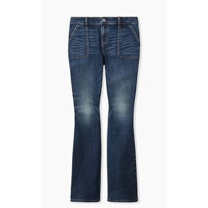 Torrid jeans Relaxed Boot Cut stretchy